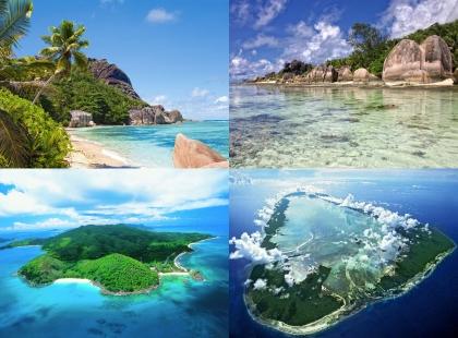 красочный тур на Сейшельские Острова