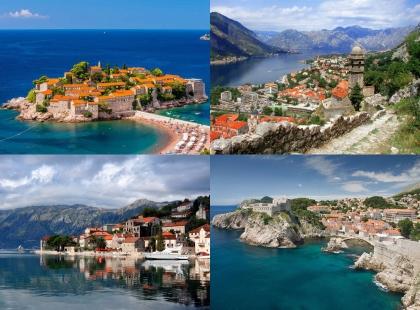 экскурсии по городам Черногория