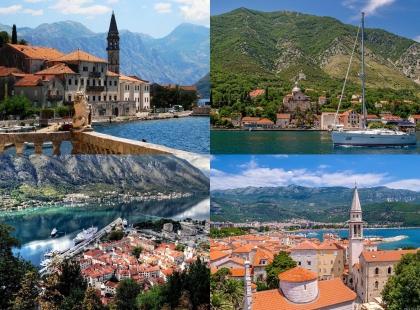 часовни и храмы Черногория