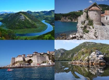 тур в Черногорие
