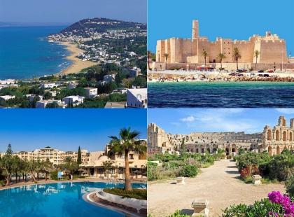 города Туниса, экскурсии