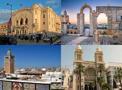 храмы в Тунисе