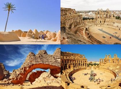 красивые фото Туниса