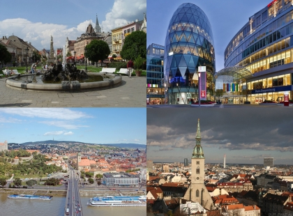 интересные места в Словакии