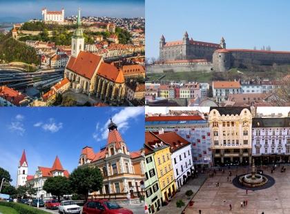 строения Словакии, туры по городам Словакии