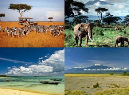 экзотические туры в Танзанию