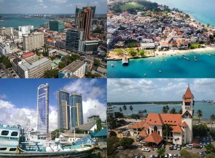 экскурсии по городам Танзании