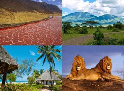 незабываемые путешествия в Танзанию