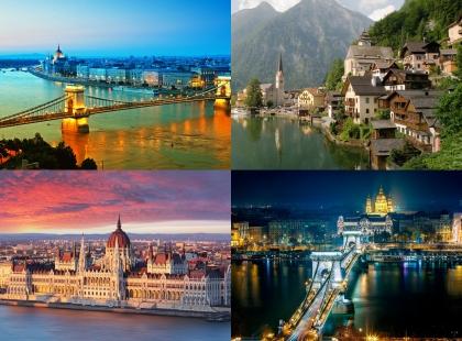туры по архитектурным местам Венгрии