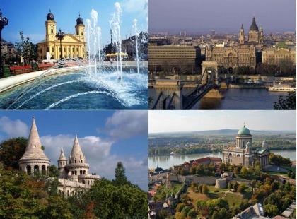 экскурсия по Венгрии