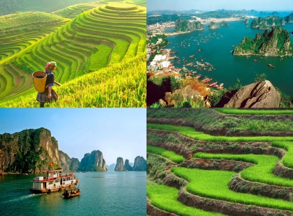 экзотические фото Вьетнама