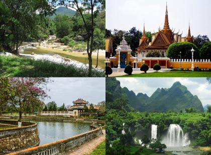 путешествия по Вьетнаму