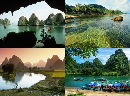 реки и озера Вьетнам