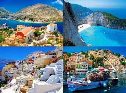 туры по городам Греции