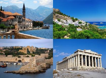 туры для экскурсии по Греции