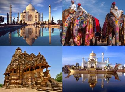 экскурсии по храмам Индии