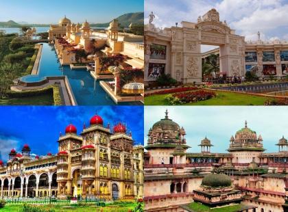 Индийские храмы