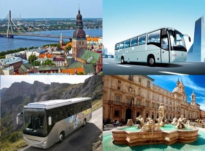 экскурсия автобусом